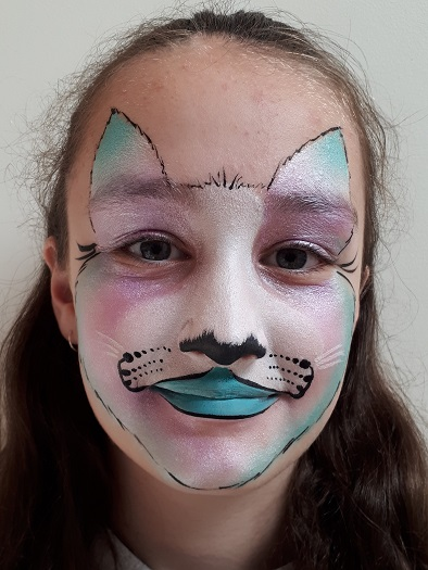 Face Painting - Cat