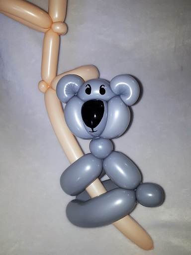 Balloon Art - Koala