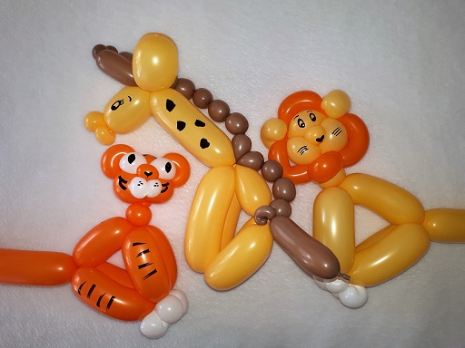 Balloon Art - Jungle
